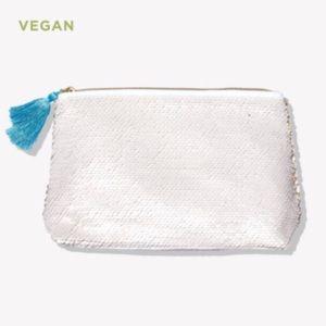 New tarte Born to Sparkle makeup bag
